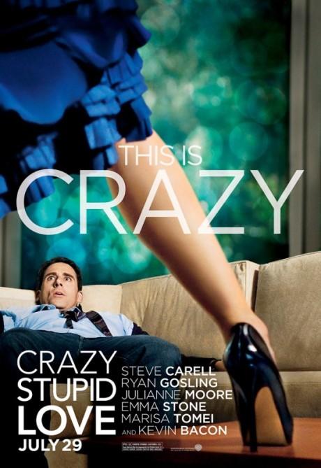 Crazy Stupid Love movie poster