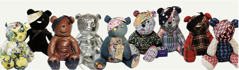 Designer Pudsey Bear for Children in Need