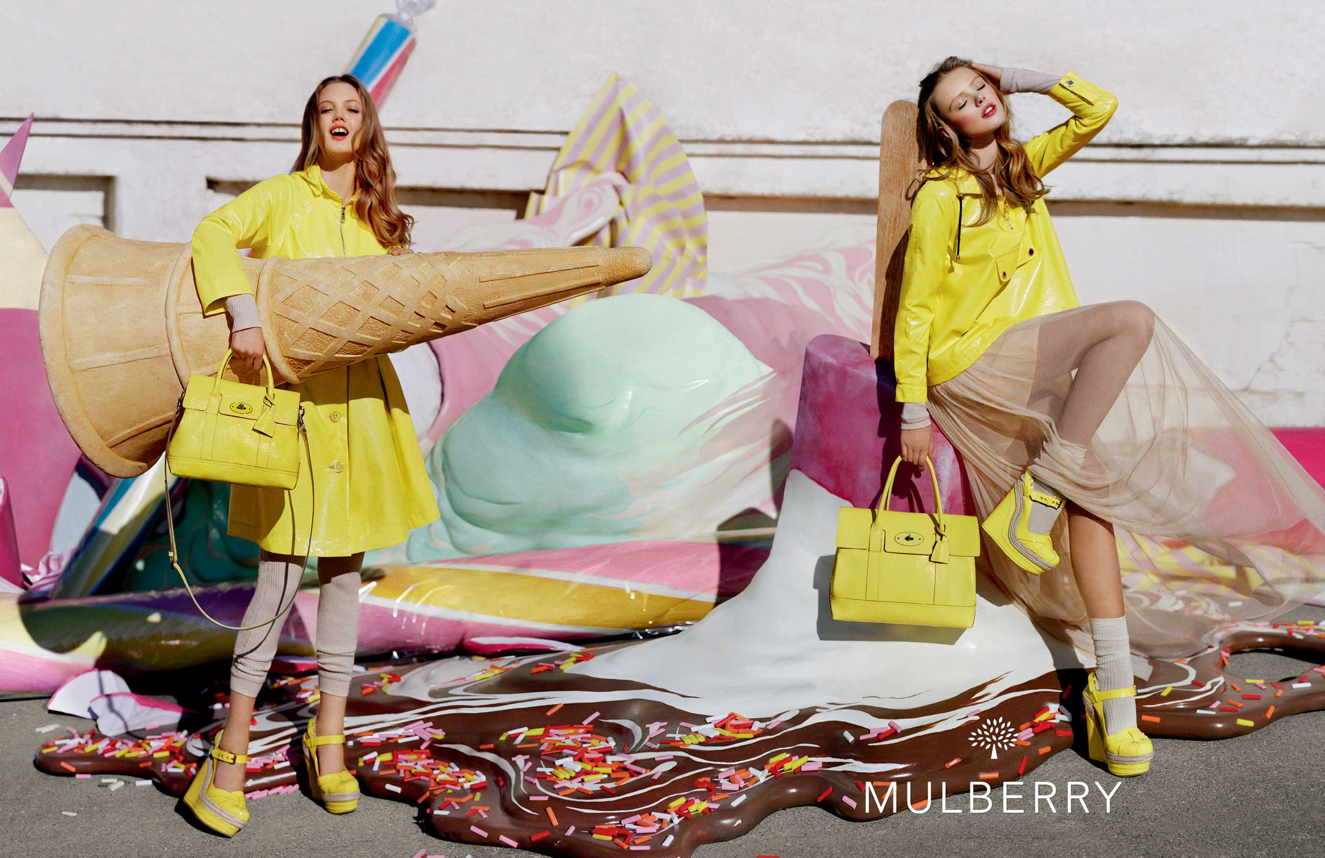 Tamsin Allen / Creative — Advertising Campaign / A Very ...