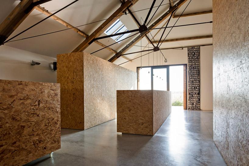 Tamsin Allen Creative Interiors Amazing Modern Barn Conversion