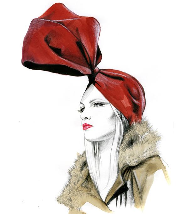 Antonio lopez fashion illustrations 59