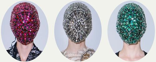 Margiela Diamond Mask