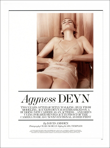 Agyness-Deyn-by-Craig-McDean-for-Interview-Magazine-1